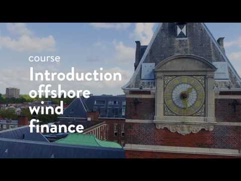 Course: Introduction Offshore Wind Finance (teaser)