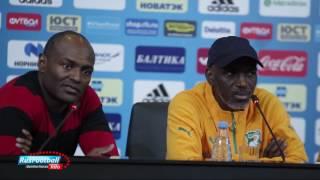 Предматчевая пресс-конференция сборной Кот