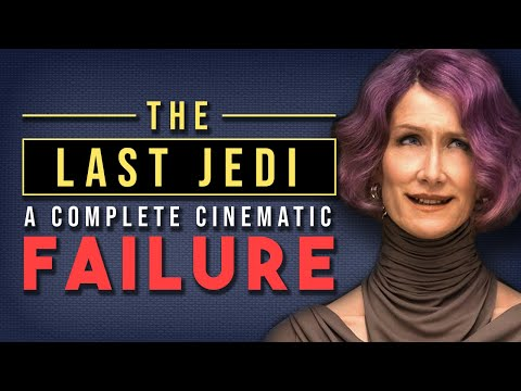 Why Significant person Wars: The Last Jedi is a Whole Cinematic Failure From The Fail Weblog thumbnail