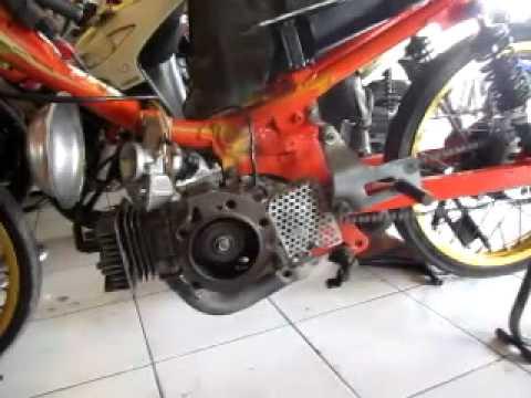 F1ZR Drag 116cc (kopral163.com) DIJUAL/FOR SALE  garapan Pak Eko Garmoz