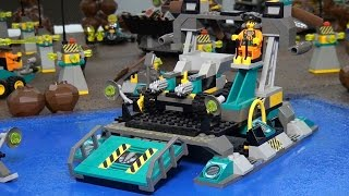 World's largest LEGO Rock Raiders collection – BrickFair New England 2015