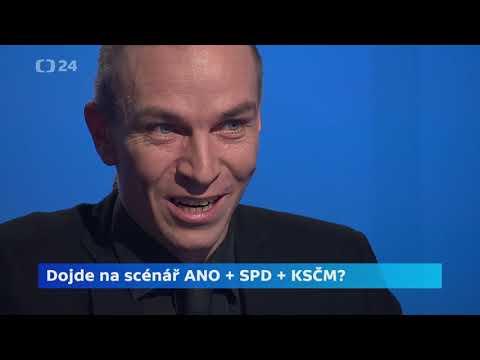 Bartoš: ze skandálů Andreje Babiše těží KSČM a SPD
