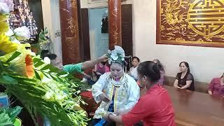 Trà My  kênh tổng hợp cô đồng xinh nhất tỉnh Hưng Yên vừa xinh vừa giỏi đảm đang