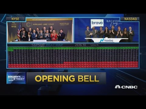 Opening Bell: January 17, 2019