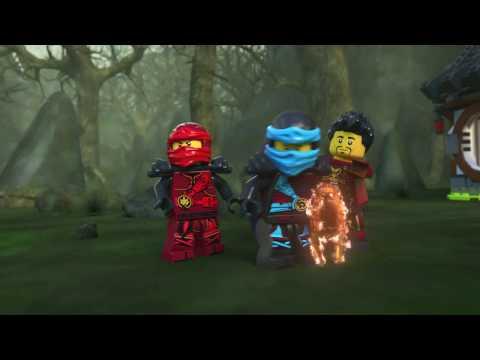 Dragons Forge - LEGO Ninjago - 70627 - Product Animation