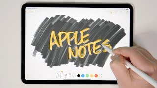 Gambar cover Unbelievably Useful Apple Notes Tips (iOS + Mac)
