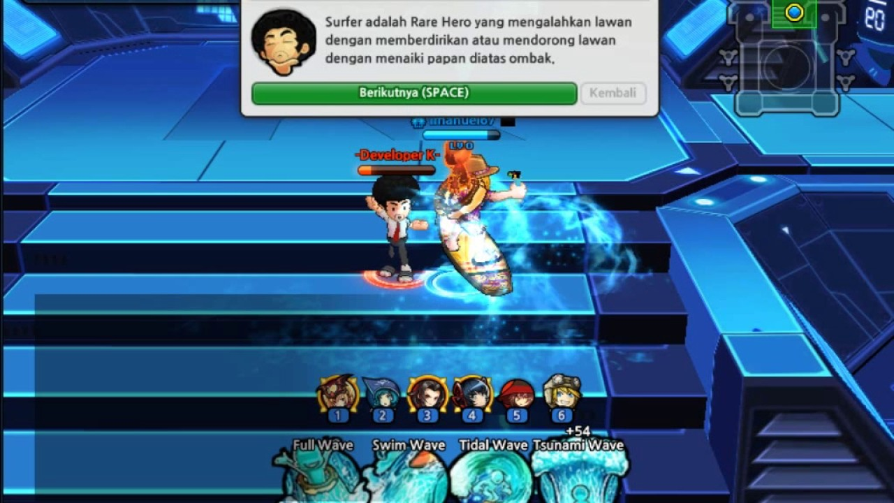 Surfer Special Combo Lost Saga Indonesia