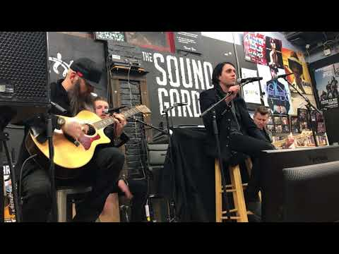 """Three Days Grace """"The Mountain"""" (Acoustic) @ The Sound Garden"""