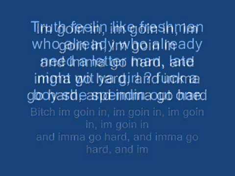 Im Going In (Lyrics)-Lil Wayne