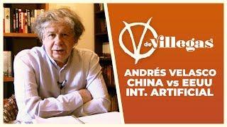 Mails, Andrés Velasco, EEUU vs China | V de Villegas | E14