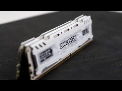 Crucial Ballistix Sport LT DDR4 [Deutsch]