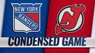 09/17/18 Condensed Game: Rangers @ Devils