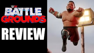 WWE 2K Battlegrounds Review - The Final Verdict (Video Game Video Review)