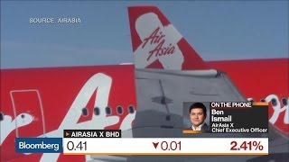 AirAsia X's CEO Says We're Pretty Much Hedged for Fuel
