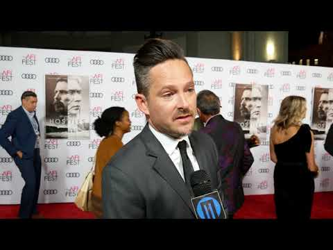 AFI Film Festival 2017 - Hostiles Red Carpet at TCL Chinese Theatre