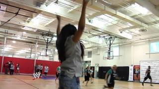 Highlights From The Special Olympics Southern California Basketball Game