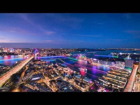 Vivid Sydney 2018 - Australia's Largest Event