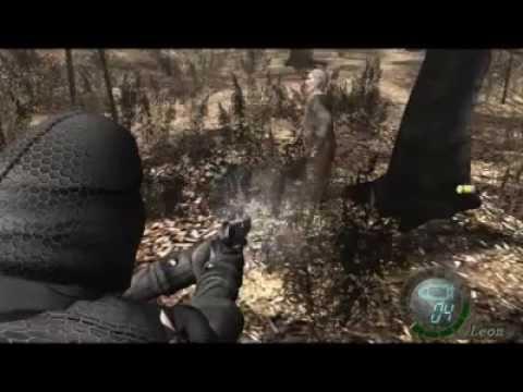 Resident evil 4 vector