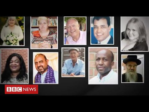 40,000 deaths: UK second only to United States in passing grim milestone - BBC News