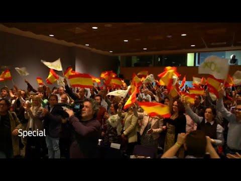 Direita populista à conquista de Espanha
