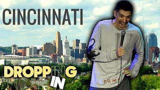 Download Stand Up, Incest Front Row, Indoor Sky Diving and Harambe In Cincinnati | Dropping In #36 Mp3 and Videos