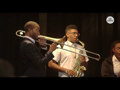 Hero of Optimism | Trombone Shorty