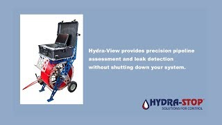 Hydra-View Pipeline Assessment Solution