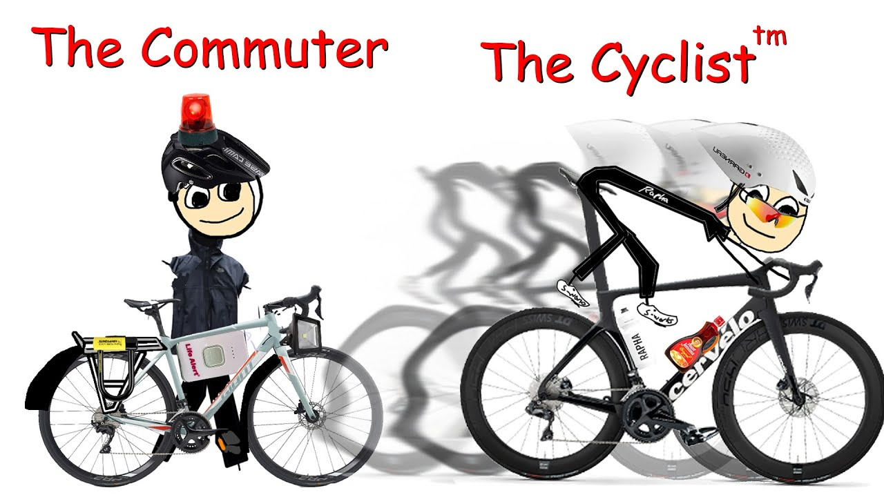 Casually Explained Cycling Youtube