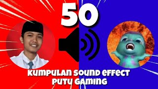 Kumpulan Sound Effect Putu Gaming |Sound Effect Youtuber EXE