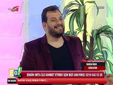 Kanal G - Engin Orta İle Gün Ortası 1 - Tuncer Salih Gültekin - Solist -Müzisyen