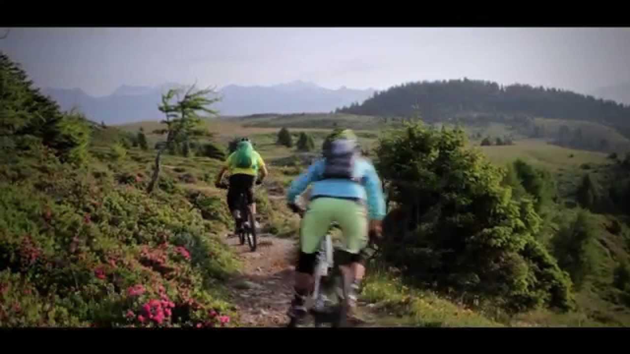 Design hotel tyrol mit dem mountainbike zum for Design hotel tyrol