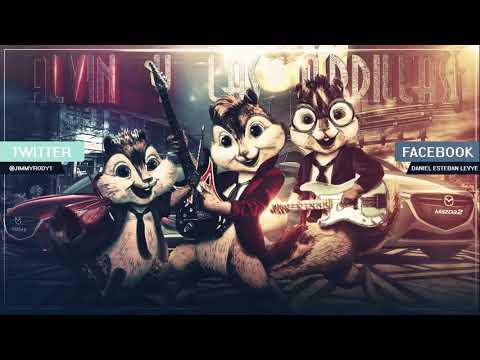 Alvin & Las Ardillas - Cumpleaños (Ozuna Ft. Nicky Jam) [Versión Ardillas]