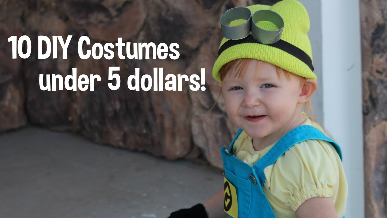 10 diy costumes under 5 dollars for toddlers kids last minute 10 diy costumes under 5 dollars for toddlers kids last minute youtube solutioingenieria Choice Image