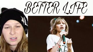 GRACE VANDERWAAL - BETTER LIFE (ACL) | REACTION