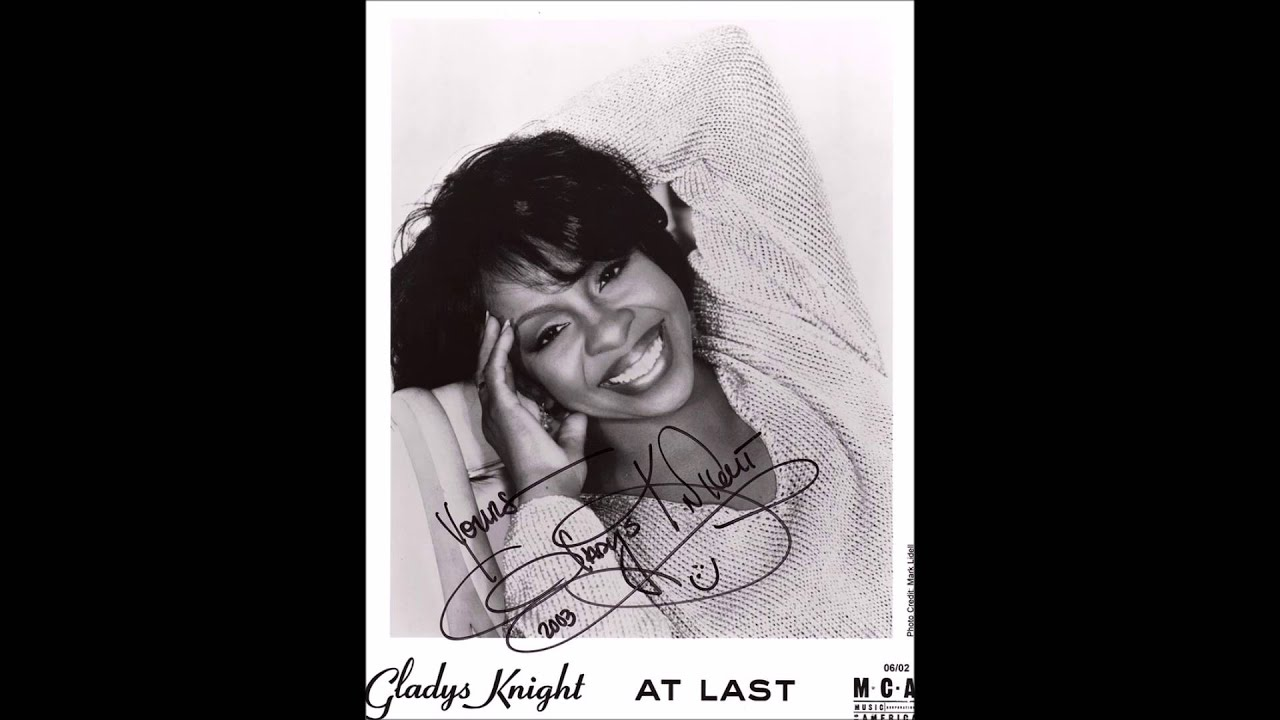 Gladys Knight End Of The Road Youtube