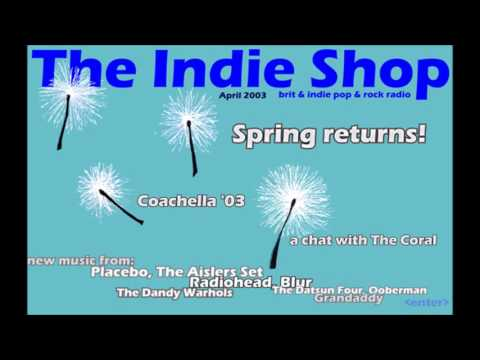 The Indieshop interview with The Coral (2003-03-25)