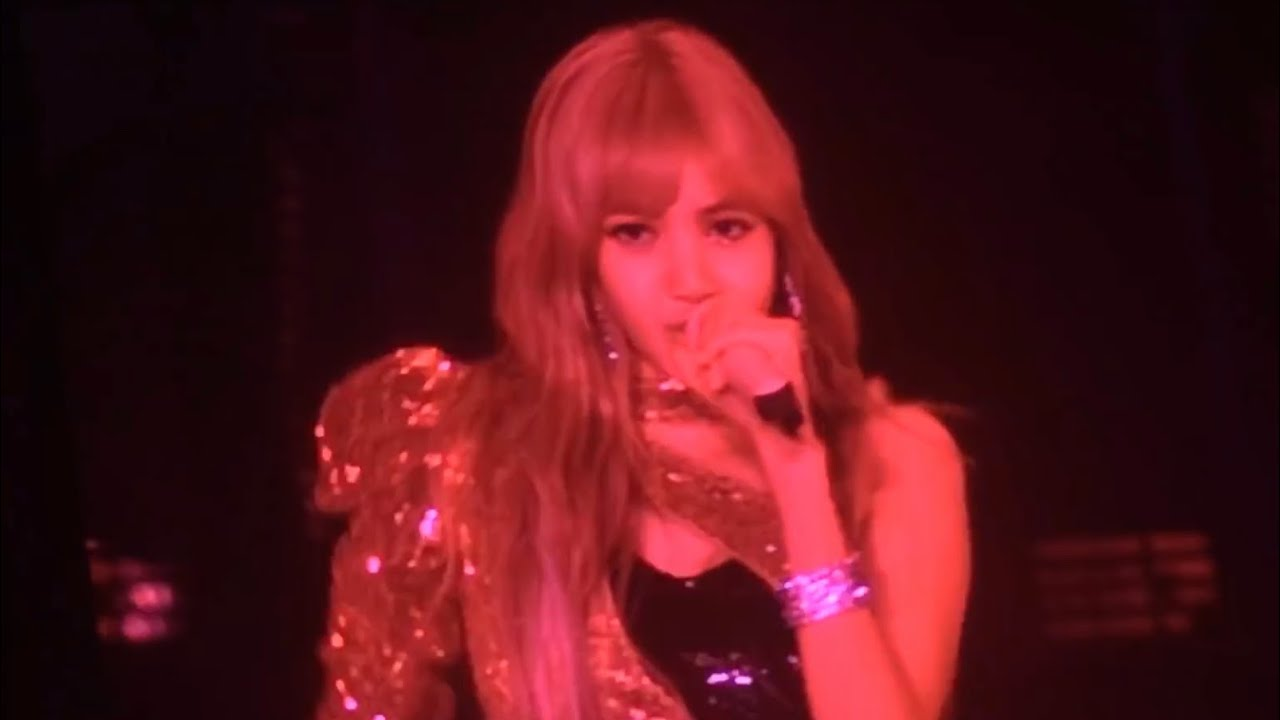 SO HOT - BLACKPINK IN YOUR AREA BANGKOK DAY3 [19.01.13]