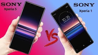 Sony Xperia 5 vs Sony Xperia 1 | What Are The Differences