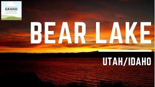 Ep. 74: Bear Lake, Utah/Idaho | RV travel camping