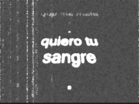 Líbido - Sed - Karaoke pista (COMPLETO)