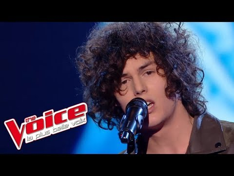 Calogero – Le Portrait | Côme | The Voice France 2015 | Prime 1