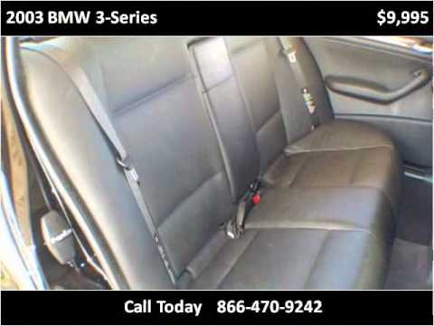 2003 BMW 3-Series Used Cars Cleveland OH