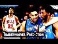 Timberwolves Prediction