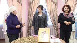 Выставка работ преподавателя БОКИ Н.Ф.Федченковой в музее