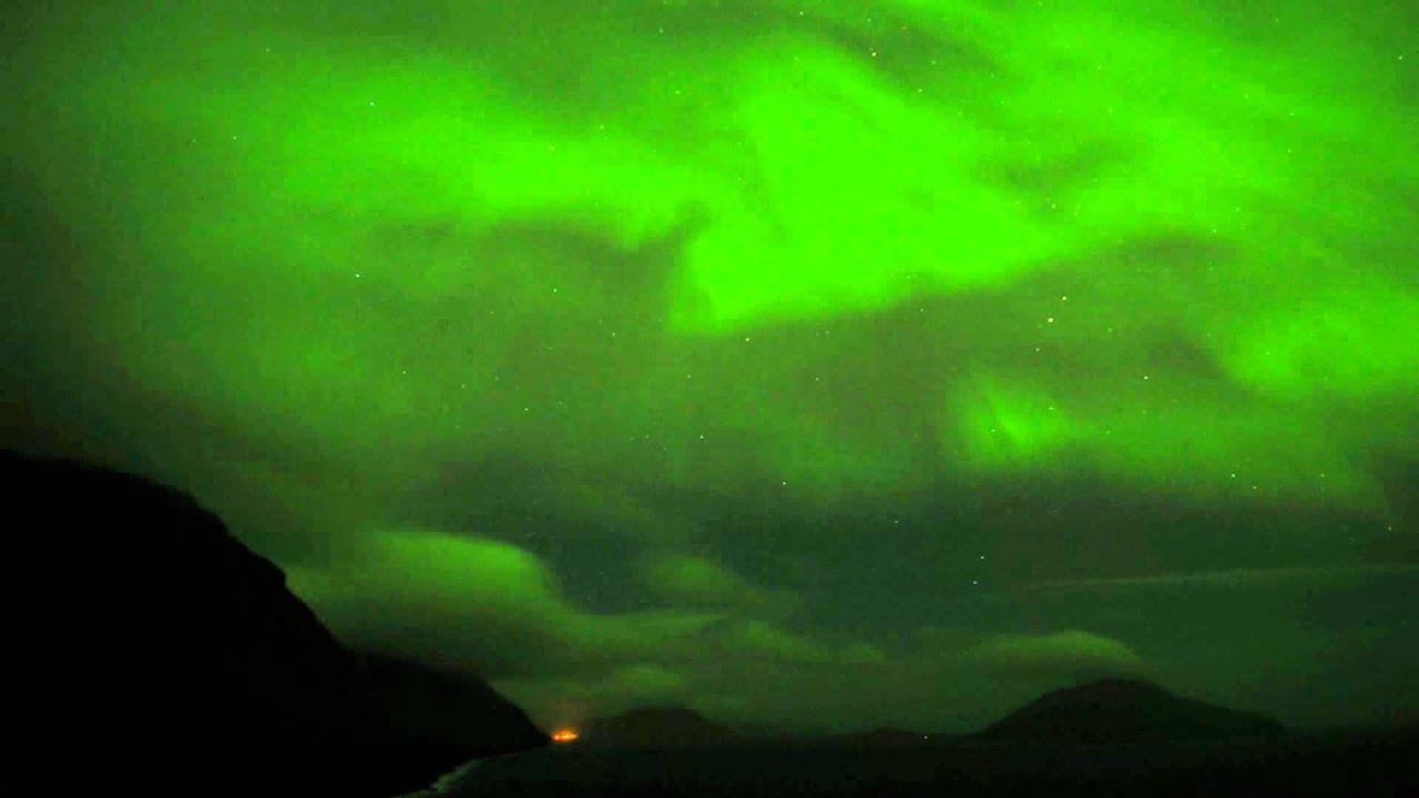 Aurora Borealis Faroe Islands Youtube