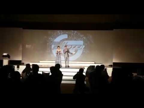 MC Rian Ibram & Ary Kirana