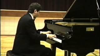 Ralph Iossa performs Sonata Op. 31 No. 2