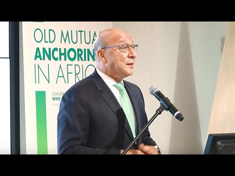 The listing of Old Mutual Limited