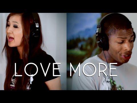 Chris Brown ft. Nicki Minaj - Love More (@SharonEstee & @Demo Cover)