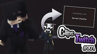 Me BANEAN por HACKS en DIRECTO ┃ Clips de Twitch #1